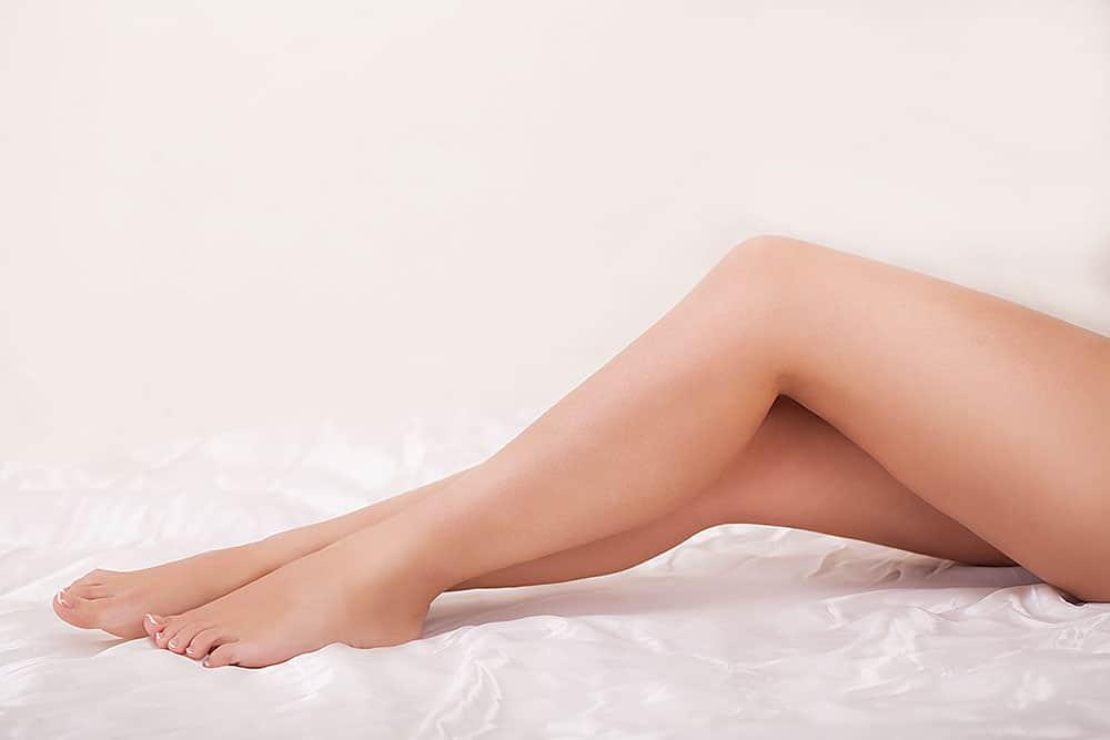 Rimozione capillari gambe