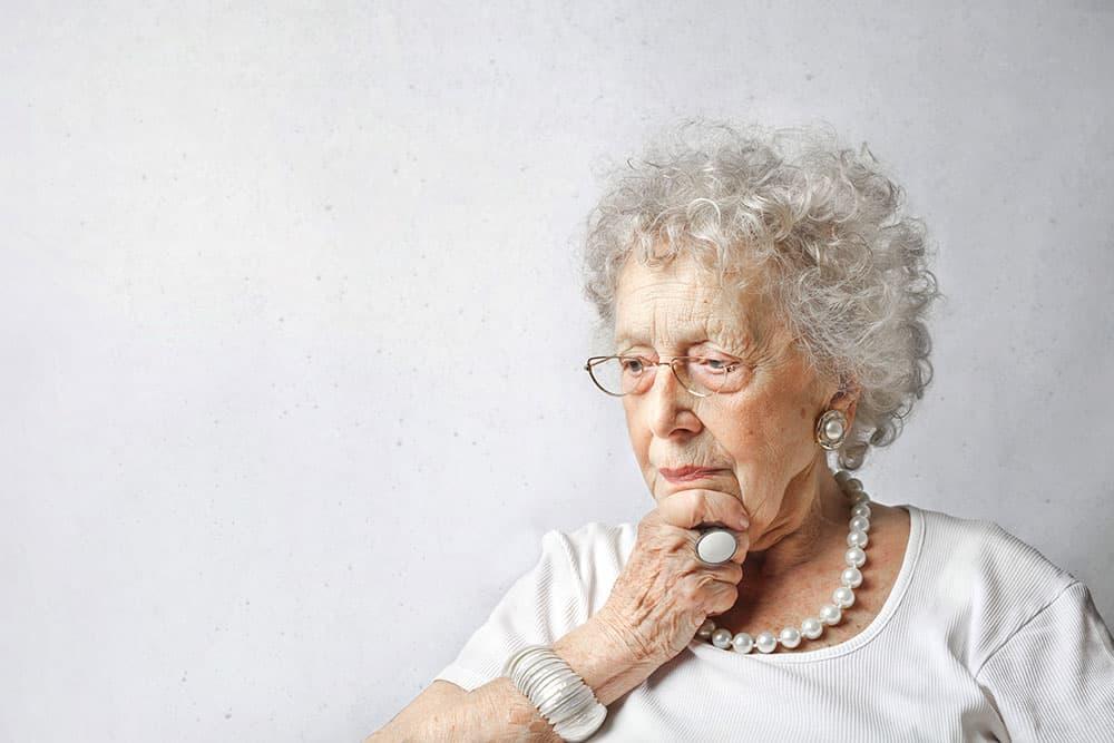 Che cosa sono le macchie della vecchiaia?