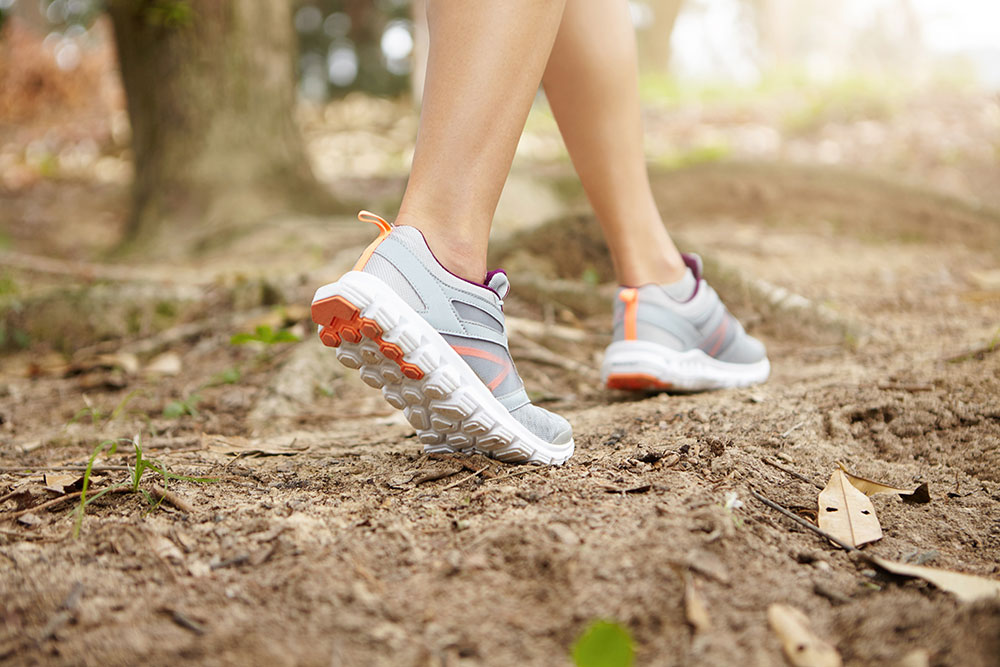 Eliminare la cellulite ginocchia con l'attività fisica
